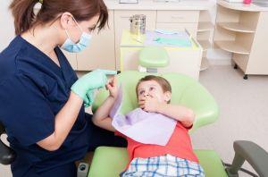 dental anxiety kids